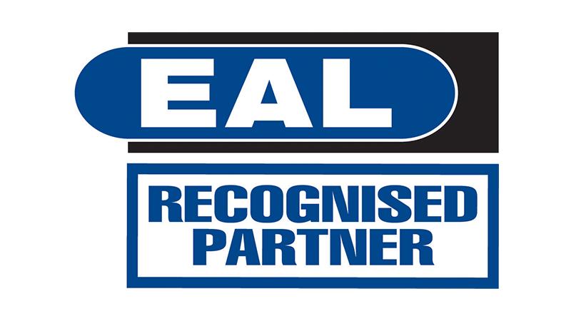 EAL Recognised Partner