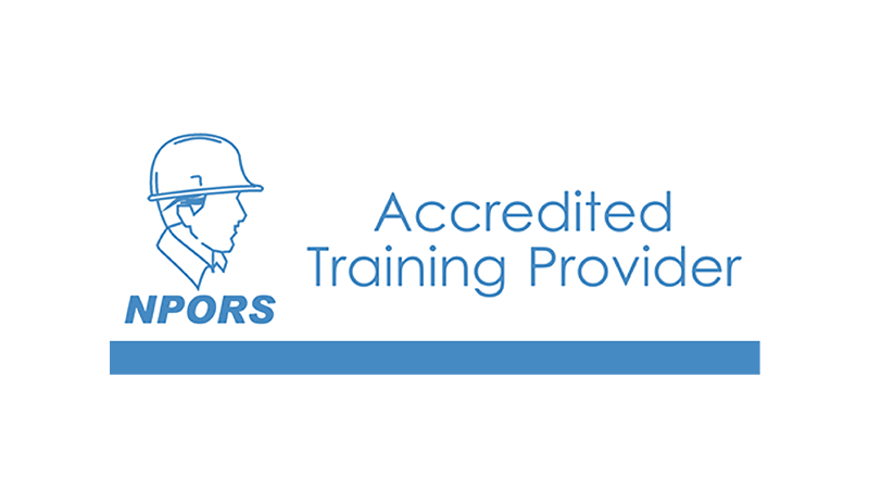 National Plant Operators Registration Scheme Accredited Provider